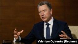 Ուկրաինայի հարցով ԱՄՆ-ի հատուկ ներկայացուցիչ Կուրտ Վոլքեր, արխիվ