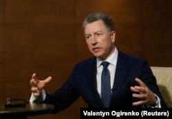 Cпецпредставник Держдепартаменту США по Україні Курт Волкер