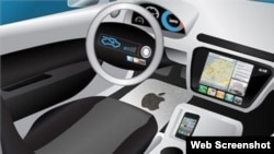 Apple Car.