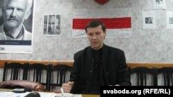 Грамадзкі актывіст Юры Клімовіч