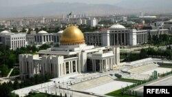 Прэзыдэнцкі палац у Ашгабадзе