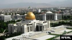 Президентский дворец, Ашхабад
