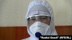 Вместо да отиде в Мека Ширин Назърмадова ще работи в болница в родния ѝ Таджикистан и ще лекува заразени с COVID-19.