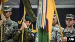 Paqeruajtës të NATO-s në Kosovë