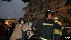 Slike od zemljotresa iste jačine koji je Tajvan pogodio 2016.
