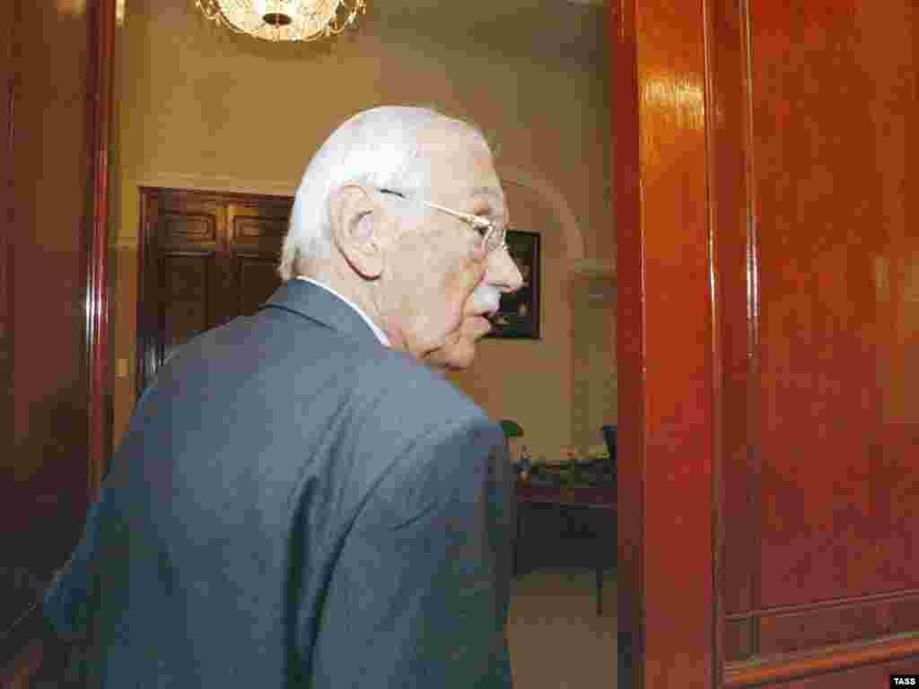 Сергей Михалков, 1 июня 2004 года