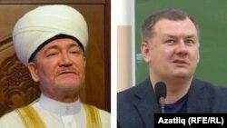 Равил Гайнетдин(с) һәм Роман Силантьев.