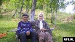 Juso i Džemila, povratnici u selo Šip, Foto: Mira Andrić