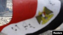 Прапор Єгипту (ілюстраційне фото)
