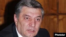 Губернатор Ширакской области Феликс Цолакян (архив)