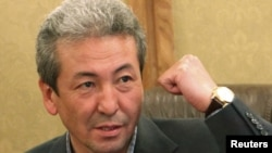 Adakhan Madumarov (file photo)