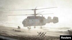 """Vojna vježba """"Zapad-2013"""" u Kaljingradu"""