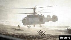 Ілюстративне фото. Спільні російсько-білоруські навчання «Захід-2013», Калінінградська область, Росія, вересень 2013 року