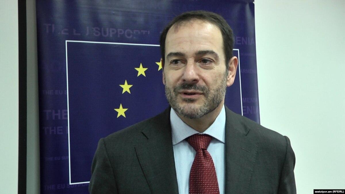 Украина остается приоритетом для ЕС – европейский дипломат
