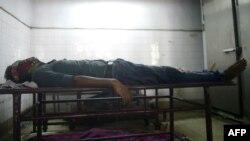 Телото на блогерот Вашикур Рахман.