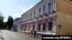 Забудова вуліцы Янкі Купалы