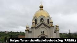 Церква Успіння Богородиці у Славську