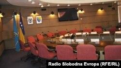 Sala Gradskog vijeća Sarajeva, foto: Aida Đugum