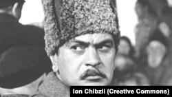 """Actorul Ion Ungureanu în filmul """"Furtuna roșie"""" (1971)"""