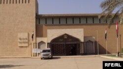 مدخل المتحف الوطني العراقي