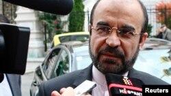 رضا نجفی، نماینده ایران در آژانس بینالمللی انرژی اتمی