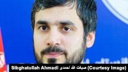 صبغت الله احمدی