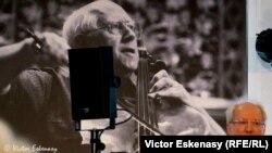 Gidon Kremer face elogiul violoncelistului Slava Rostropovici la Kronberg Academy