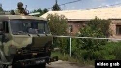 Российские военные без предупреждения устроили учения в армянском селе