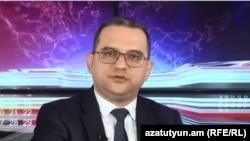 Министр экономического развития и инвестиций Тигран Хачатрян (архив)