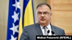 """Predsjedavjući Predsjedništva BIH Mladen Ivanić na """"Sarajevo Business Forumu"""" 22. maja 2017."""