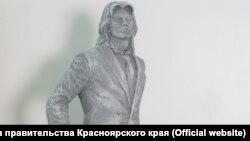 Эскиз памятника Дмитрию Хворостовскому
