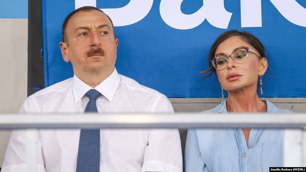 Aliyev Appoints Wife As First Vice President Of Azerbaijan