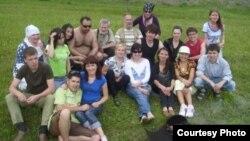 Татар журналистлары үз Сабантуйларын үткәрә. 2010 ел
