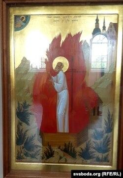 Архіяпіскап Рыскі Іаан. У 1912 годзе быў прызначаны эпіскапам Слуцкім. У 1934 годзе быў жыўцом спалены на дачы