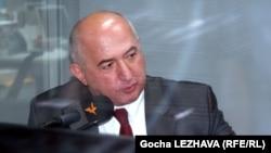 Государственный министр Грузии по вопросам примирения и гражданского равноправия Паата Закареишвили