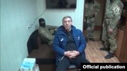 Задержанный врио главы правительства Дагестана Абдусамад Гамидов