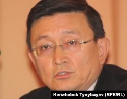 Президент Ассоциации пенсионных фондов Казахстана Айдар Алибаев.