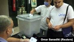 انتخابات پارلمانی سوریه.
