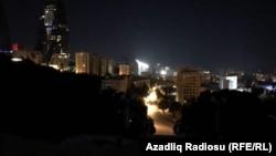 К утру 3 июля восстановлено энергоснабжение большей части Баку