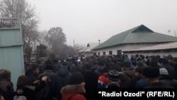 Джаноза по Асадулло Махмудову