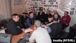 Татар активистлары җыены