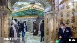 Masoumeh shrine, Qom,Iran