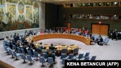 ՄԱԿ-ի Անվտանգության խորհրդի նիստերից մեկը, արխիվ