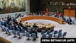 Заседание Совета Безопасности ООН (иллюстративное фото)