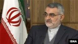علاءالدین بروجردی، رئیس کمیسیون امنیت ملی و سیاست خارجی مجلس شورای اسلامی