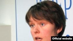 Евгения Чирикова, лидер Движения защитников химкинского леса