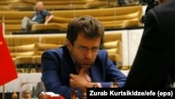 Левон Аронян на одному из турниров (архив)