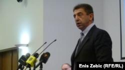 Ostavke nisu usmjerene protiv premijera: Darko Milinović