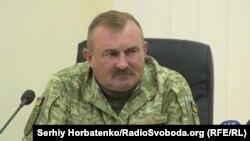 Командующий Объединенными силами Украины Владимир Кравченко