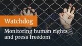 Watchdog blog banner logo